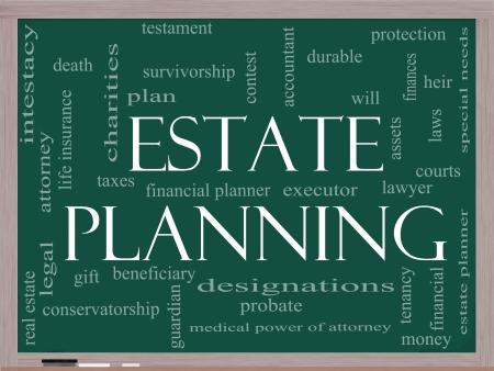 typical estate plan