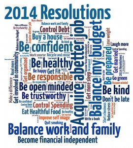 5 New Years Resolutions for anyone recently separated or divorced