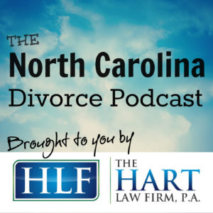 legal requirements for divorce in north carolina