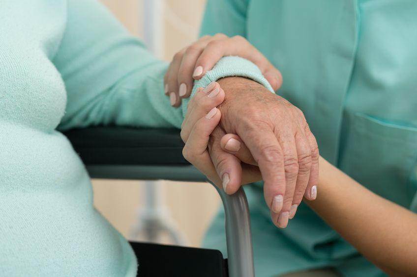 nursing home poverty
