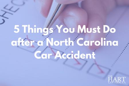 North Carolina Car Accident
