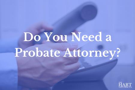 North Carolina Probate Attorney