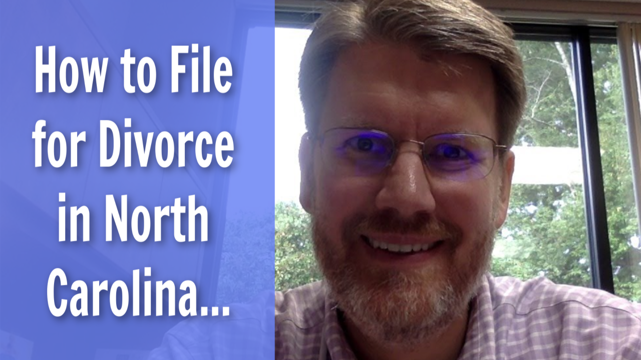 How to File for Divorce in Cary, North Carolina