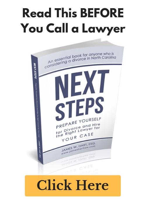 Next Steps Divorce Book