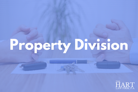 Property Division or Equitable Distribution in North Carolina