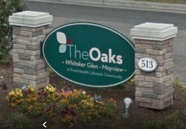 The Oaks at Whitaker Glen - Mayview