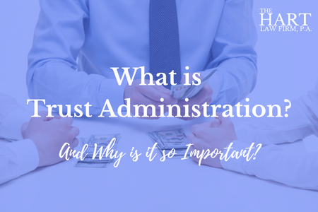 Trust Administration Lawyer