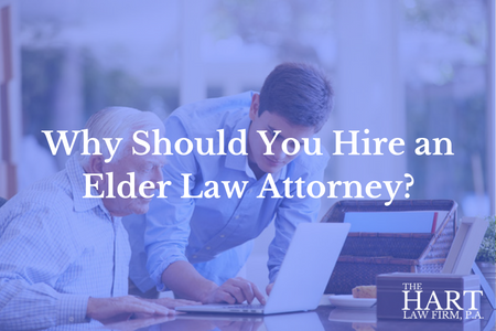 Why Should You Hire an Elder Law Attorney_