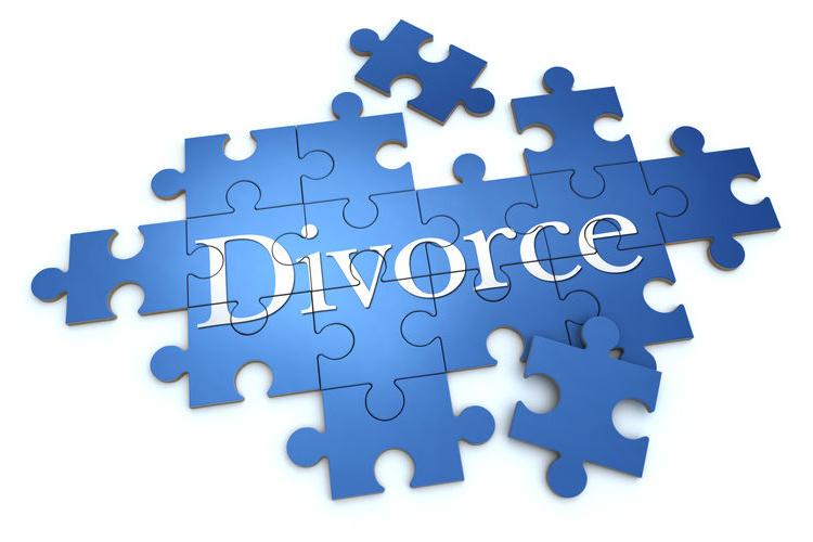 5 step divorce process