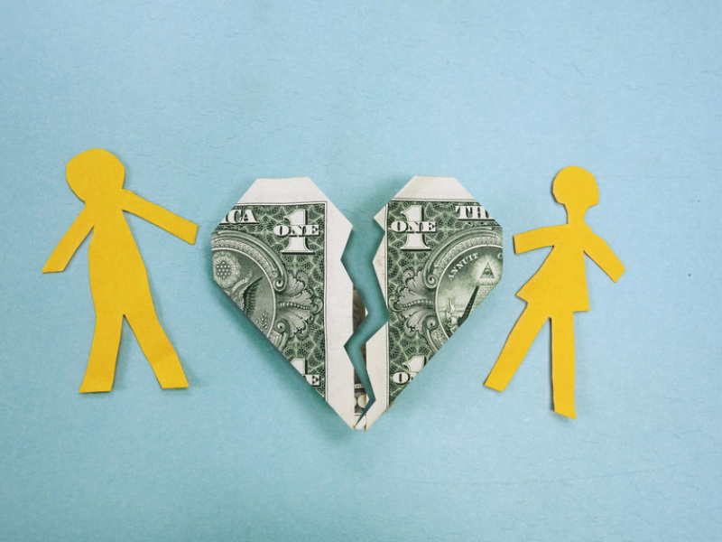 equitable distribution in nc